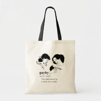 GAYBY (lesbiana) Bolsa