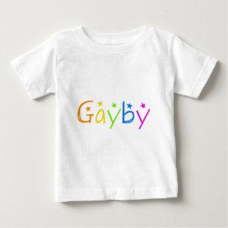 Gayby Playera De Bebé