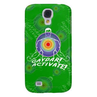 Gaydar! Activate! Rainbow Gay Samsung S4 Case