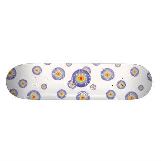 Gaydar! Activate! Rainbow Gay Skateboard Deck