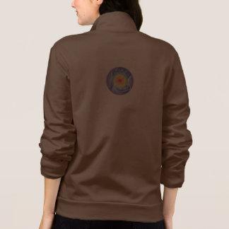 Gaydar! Activate! Rainbow Lesbian Printed Jacket