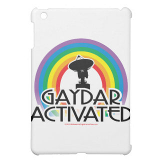 Gaydar Activated iPad Mini Cases