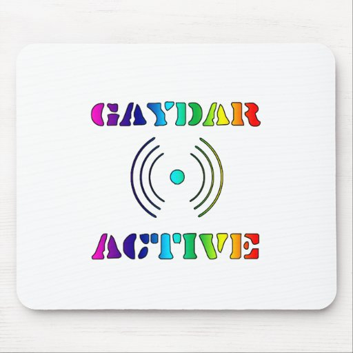 Gaydar Active II Mouse Pad