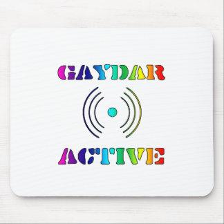 Gaydar Active II Mouse Mats
