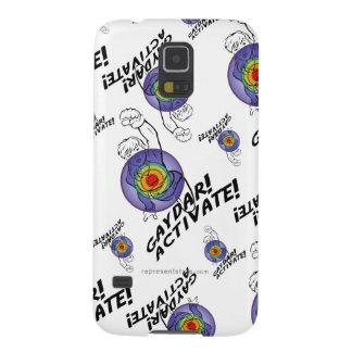 ¡Gaydar! ¡Active! Lesbiana del arco iris Funda Galaxy S5