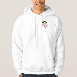 Gayer Than You 2-Sided Hoodies