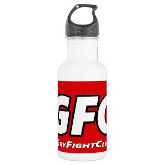 GayFightClub™ Water Bottle (Red)