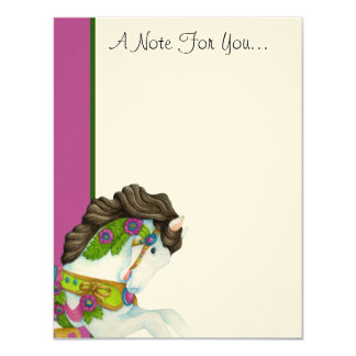 Gayle A Note For You! Flat Note Cards