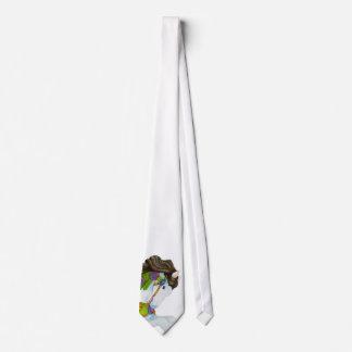 Gayle Carousel Horse Tie