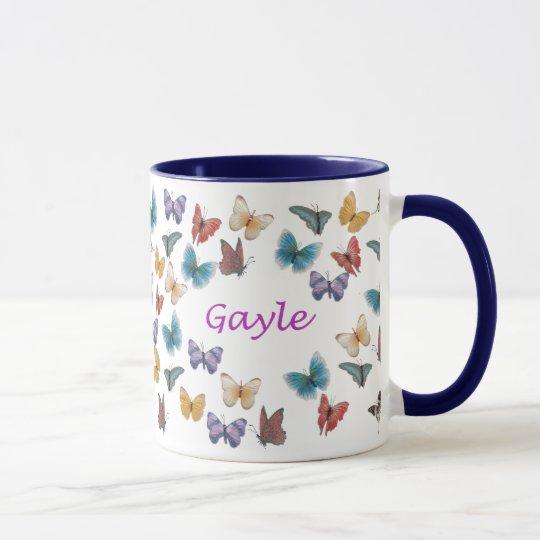 Gayle Mug