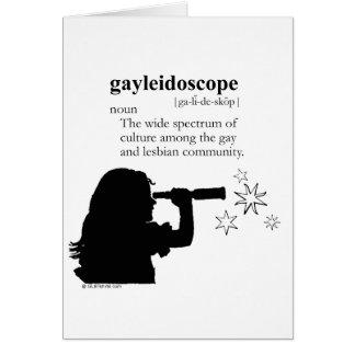 GAYLEIDOSCOPE CARDS