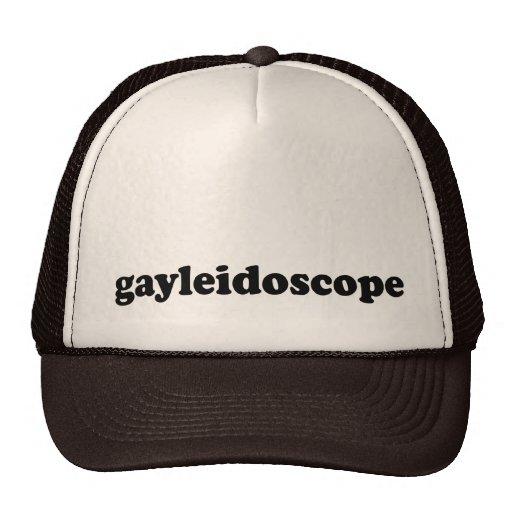 GAYLEIDOSCOPE GORRA