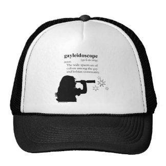 GAYLEIDOSCOPE GORRAS