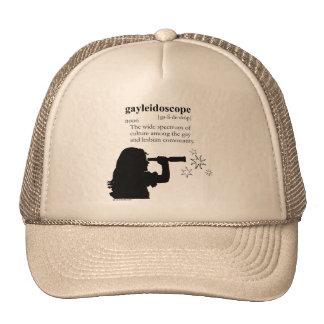 GAYLEIDOSCOPE GORROS