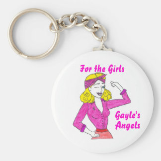 Gayle's Angels - Key Chain