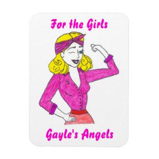 Gayle's Angels - Magnet