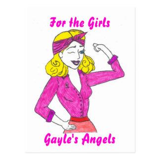 Gayle's Angels - Postcards