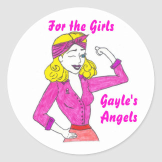 Gayle's Angels - Stickers