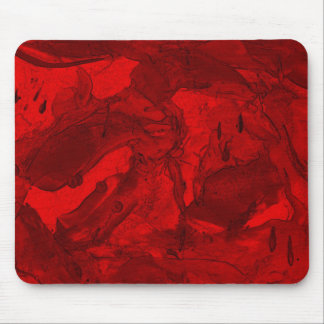 Gayle's Garden Hot Wax Mouse Pad