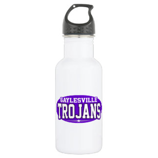 Gaylesville High School; Trojans Water Bottle