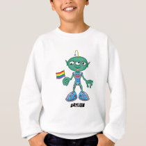 Gaylien (The Hollyweirdos) Sweatshirt