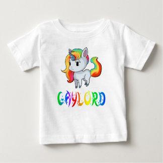 Gaylord Unicorn Baby T-Shirt