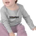 GayMarriageRainbowBar Camisetas