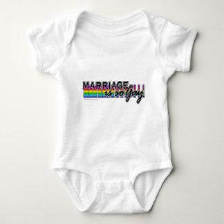 GayMarriageRainbowBar Shirts