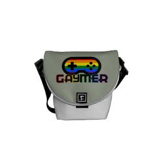 Gaymer Mini Messenger Bag