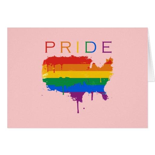 Gaymerican Pride Card