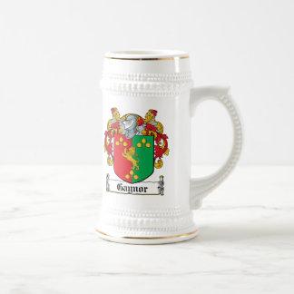 Gaynor Family Crest Beer Stein