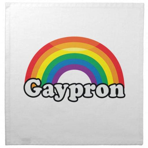 GAYPRON - .png Servilletas Imprimidas