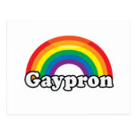 GAYPRON - .png Tarjeta Postal