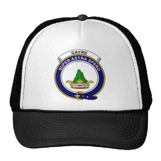 Gayre  Clan Badge Mesh Hats