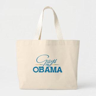 Gays for Obama Canvas Bag