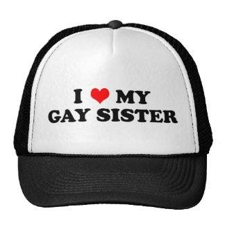 gaysister trucker hat