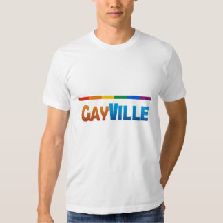 GAYVILLE 2 PLAYERA