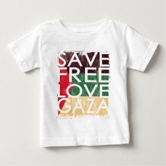 GAZA 2014 FREE SAVE LOVE BABY T-Shirt