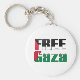 Gaza libre llaveros