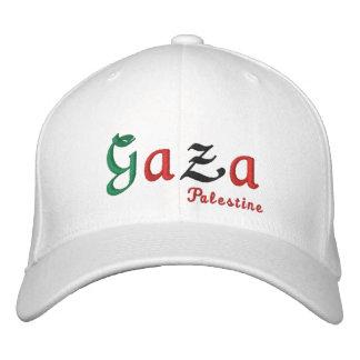 Gaza Palestina Gorras Bordadas