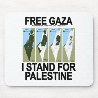 GAZA SEGURO LIBRE PALESTINE.png Alfombrilla De Raton