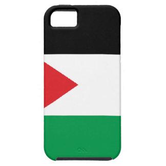 Gaza Turkey solidarity flag iPhone SE/5/5s Case