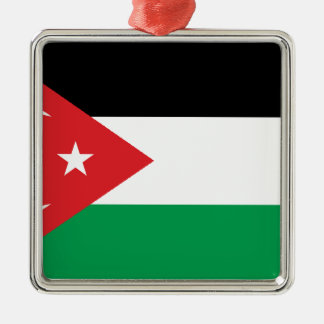 Gaza Turkey solidarity flag Christmas Tree Ornament