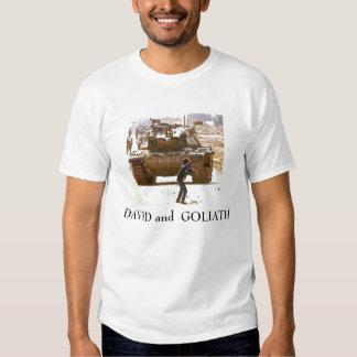 GazaBoyTank, David and Goliath Remeras