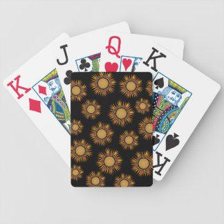 Gazanias adaptables barajas de cartas