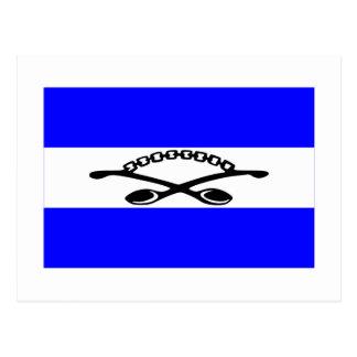 Gazankulu Flag Postcard