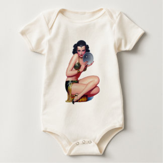 Gaze into the Crystal Ball Baby Bodysuit