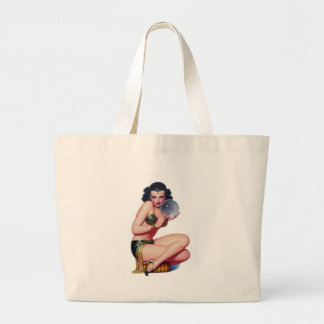Gaze into the Crystal Ball Tote Bag