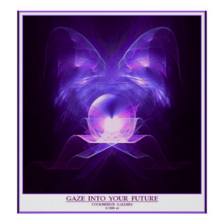 GAZE INTO YOUR FUTURE revised Print