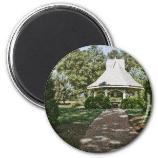 Gazebo 2 Inch Round Magnet
